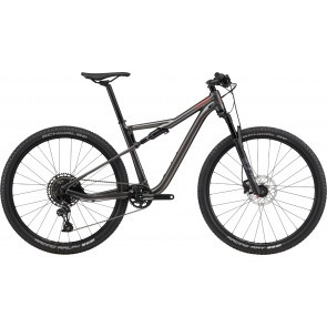 Bicicleta full suspension Cannondale Scalpel Si 5 Grafit 2020