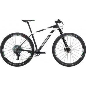 Bicicleta de munte Cannondale F-Si Hi-MOD World Cup Negru/Alb 2020