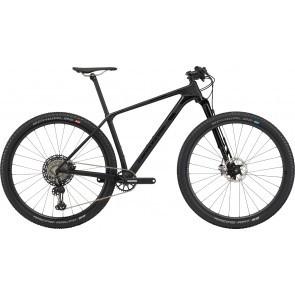 Bicicleta de munte Cannondale F-Si Hi-MOD 1 Negru 2020