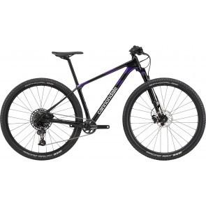 Bicicleta de munte Cannondale F-Si Carbon Women's 2 Negru Perlat 2020