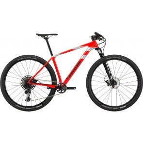 Bicicleta de munte Cannondale F-Si Carbon 3 Rosu Acid 2020