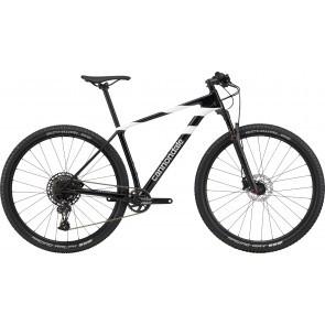 Bicicleta de munte Cannondale F-Si Carbon 5 Negru/Alb 2020