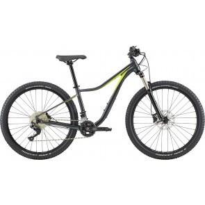 Bicicleta de munte pentru femei Cannondale Trail 2 Grafit/Galben 2020