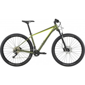 Bicicleta de munte Cannondale Trail 3 Verde/Khaki 2020