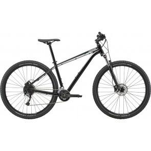 Bicicleta de munte Cannondale Trail 6 Negru/Argintiu 2020