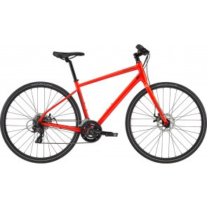 Bicicleta de oras Cannondale Quick 5 Rosu Acid 2020