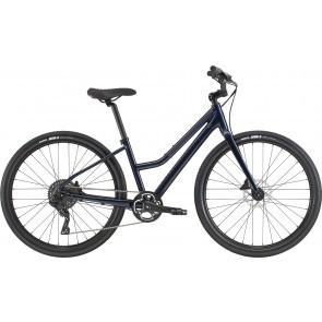 Bicicleta de oras pentru femei Cannondale Treadwell 2 Remixte Bleumarin 2020