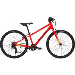 Bicicleta pentru copii Cannondale Quick 24 Rosu 2020