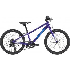Bicicleta pentru copii Cannondale Quick 20 Violet 2020