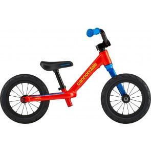 Bicicleta fara pedale pentru copii Cannondale Trail Balance Rosu 2020