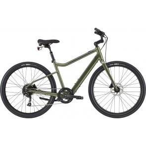 Bicicleta electrica Cannondale Treadwell Neo Verde Khaki 2020