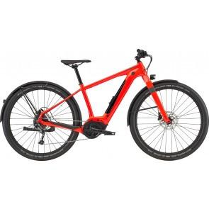 Bicicleta electrica Cannondale Canvas Neo 2 Rosu Acid 2020