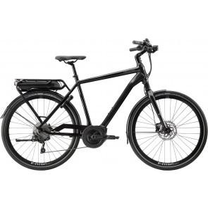 Bicicleta electrica Cannondale Mavaro Active Negru Perlat 2020