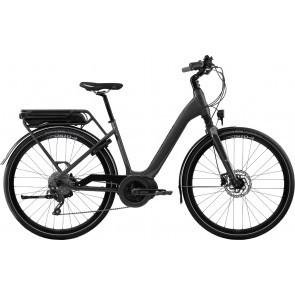Bicicleta electrica pentru femei Cannondale Mavaro Performance Remixte Grafit 2020