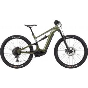 Bicicleta electrica Cannondale Habit Neo 2 Verde Khaki 2020