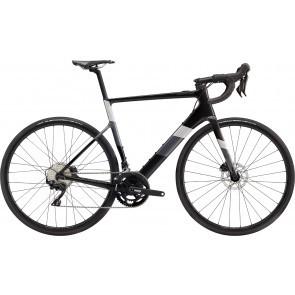 Bicicleta electrica Cannondale SuperSix EVO Neo 3 Negru Perlat 2020