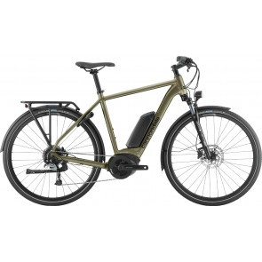 Bicicleta electrica Cannondale Tesoro Neo Verde Khaki 2020