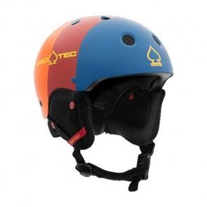 Casca protectie multisport pentru copii Pro-tec JR Classic Certified Snow Retro Stripe