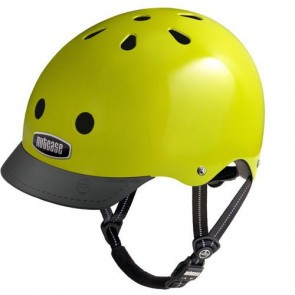 Casca protectie multisport Nutcase Street Electric Olive L
