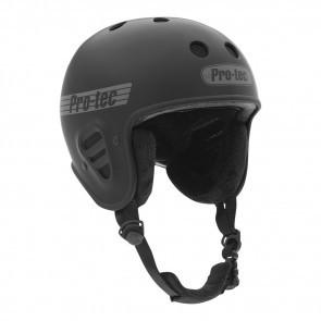 Casca schi/snowboard unisex adulti Pro-Tec Full Cut Certified Snow Negru
