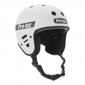 Casca schi/snowboard unisex adulti Pro-Tec Full Cut Certified Snow Alb