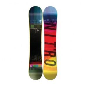 Placa Snowboard barbati Nitro Cinema 2020