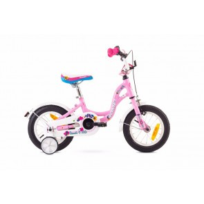 Bicicleta pentru copii Romet DIANA 12 Roz 2018