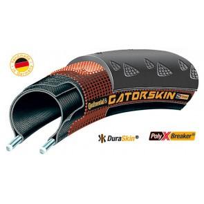 Anvelopa pliabila Continental Gatorskin 25-622 (700x25C) negru