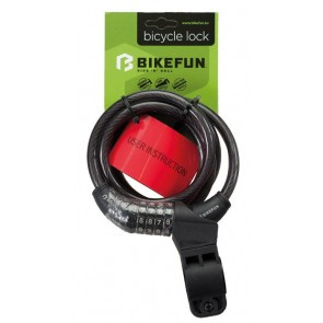 Antifurt Bikefun Code-Guard