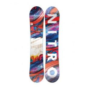 Placa Snowboard femei Nitro Lectra 2020
