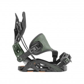 Legaturi snowboard barbati Flow FUSE-GT Hybrid L Negru/Gri