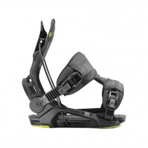 Legaturi snowboard Barbati Flow Fenix Negru 2020