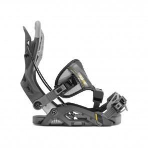 Legaturi snowboard Barbati Flow Fuse Hybrid Slate Gri 2020