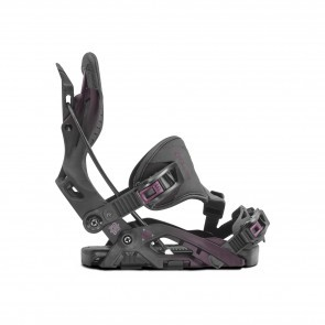Legaturi snowboard Femei Flow Omni Hybrid Negru 2020