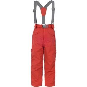Pantaloni ski copii Marvelous Rosu