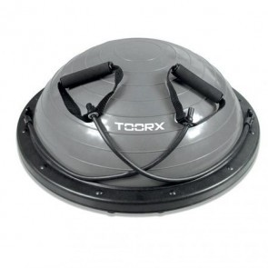 Minge Bosu Toorx Pro Corzi Elastice Diametru 58 Cm