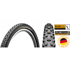 Anvelopa pliabila Continental Mountain King 2 ProTection BlackChili 27.5*2.2 55-584