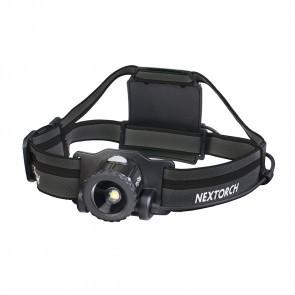 Lanterna frontala de cap Nextorch myStar 550 lm reincarcabila Negru
