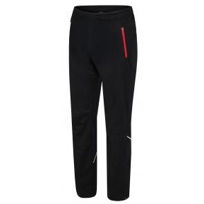 Pantaloni schi barbati Hannah Brock Antracit/Rosu