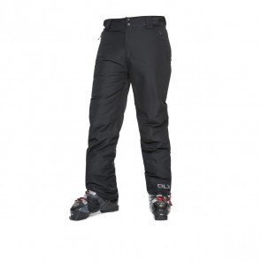 Pantaloni ski barbati Trespass Coffman Black