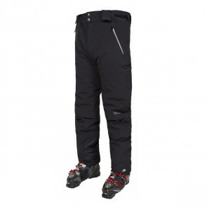 Pantaloni ski barbati Trespass Pitsop Black