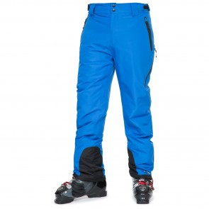 Pantaloni ski barbati Trespass Coffman Blue