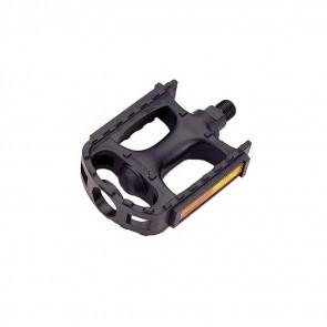 Pedale Union plastic negre MTB SP-872N pe bile