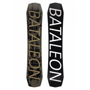 Placa snowboard barbati Bataleon Global Warmer G.W 154 2019