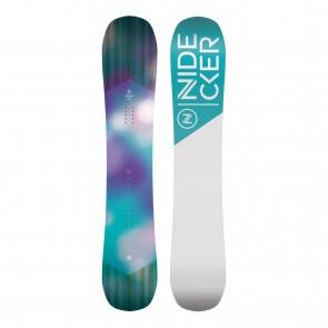 Placa snowboard femei Placa Snowboard Nidecker Angel 2019