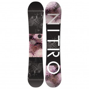 Placa snowboard Femei Nitro The Fate 2019