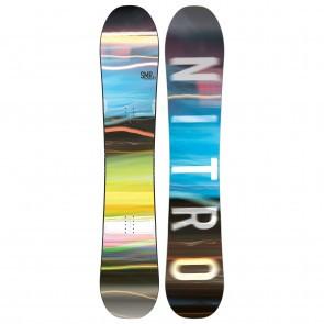 Placa snowboard Barbati Nitro The Smp 2019