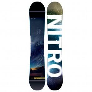 Placa snowboard Barbati Nitro The Team Exposure Gullwing 2019