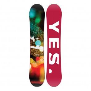 Placa snowboard barbati YES Libre 2019