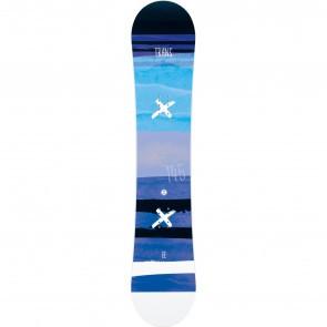 Placa snowboard copii Trans FE JR Fullrocker Albastru 2019